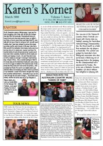thumbnail of Newsletter March 2008
