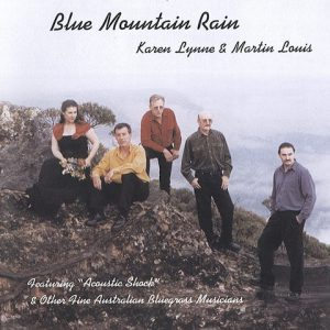 Karen Lynne - Blue Mountain Rain