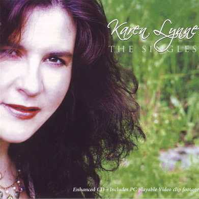 Karen Lynne - The Singles
