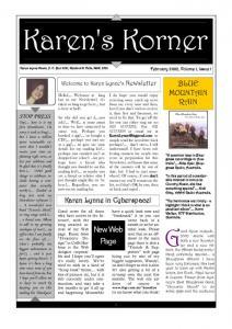 thumbnail of Newsletter February 2002