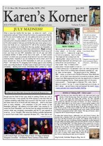 thumbnail of Newsletter July 2010