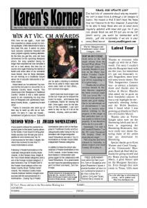 thumbnail of Newsletter March 2004