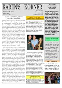 thumbnail of Newsletter March 2007