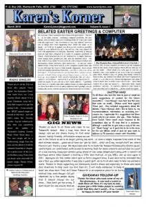 thumbnail of Newsletter March 2010