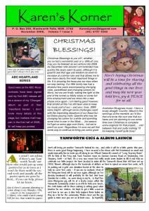 thumbnail of Newsletter November 2008